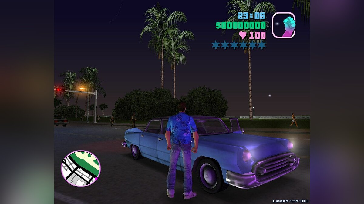 HD Wheels for GTA Vice City для GTA Vice City - скриншот #2