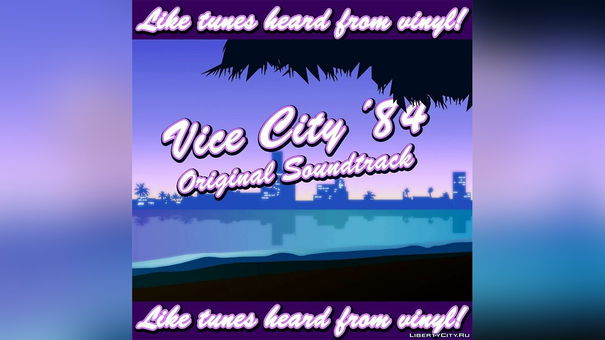 GTA Vice City - Vice City Stories Radio Radio stations для GTA Vice City - Картинка #1