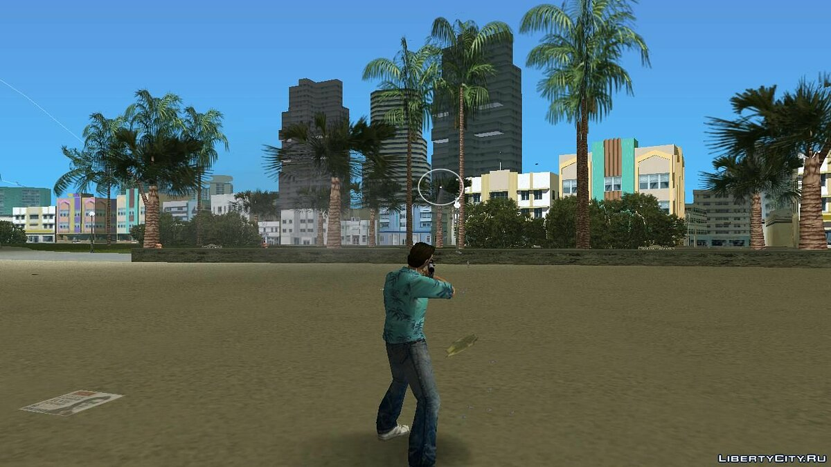 New Effects smoke для GTA Vice city 0.2 для GTA Vice City - скриншот #7