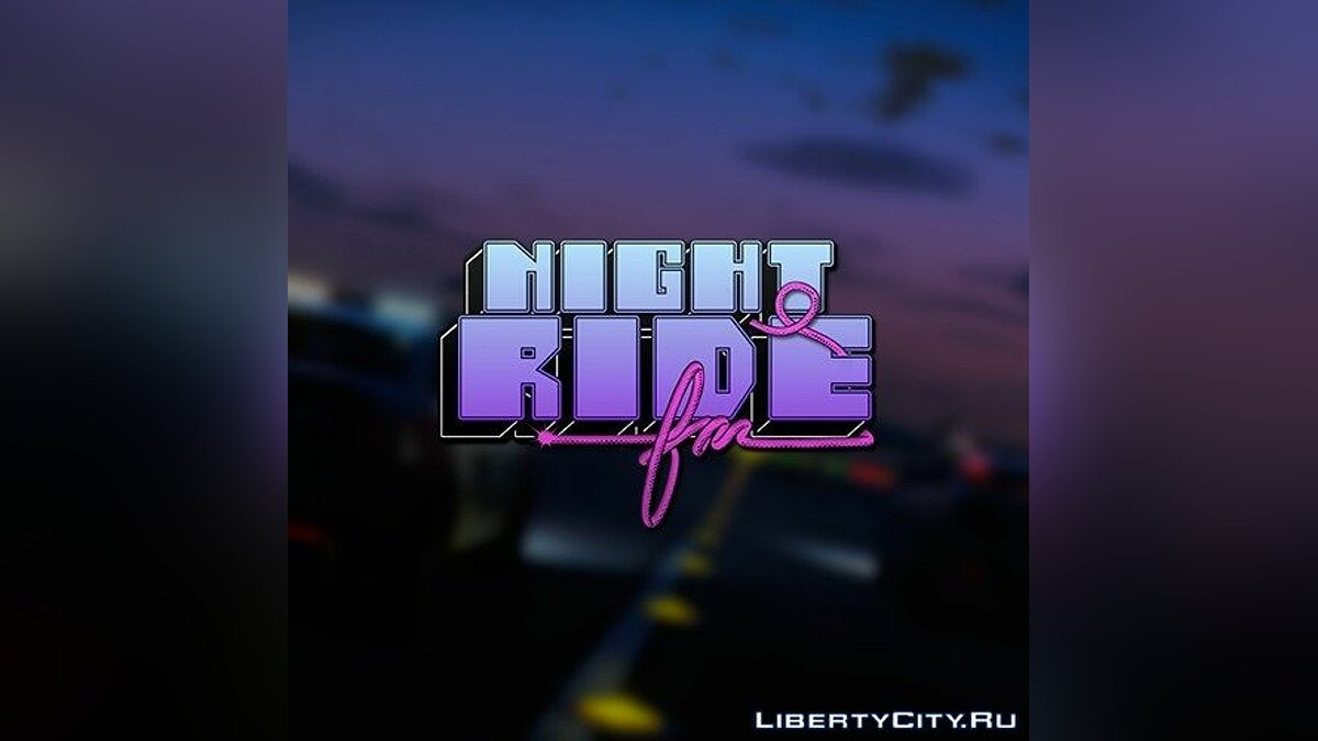 Nightride FM для GTA Vice City