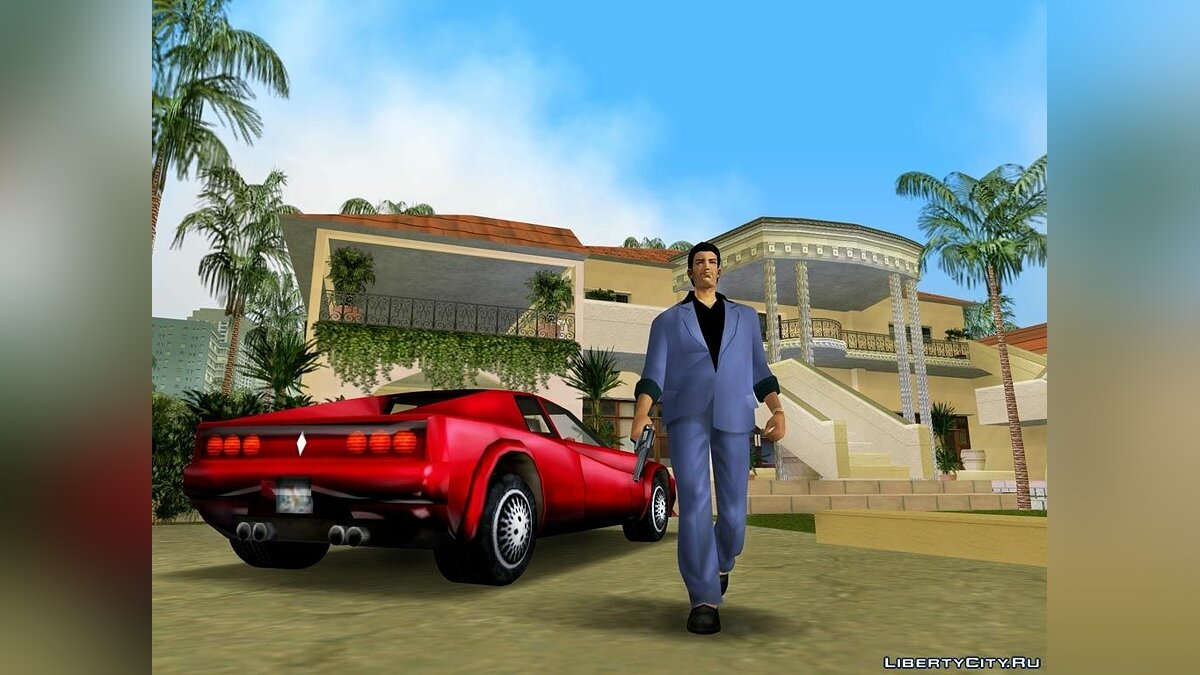 New Sounds pack для GTA Vice City - Картинка #1