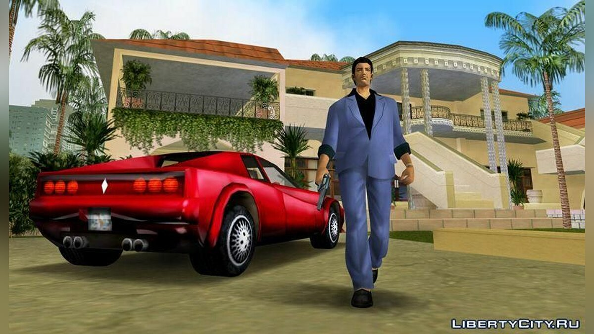 Мод Таблица для Cheat Engine [UPD: 22.08.2020] для GTA Vice City