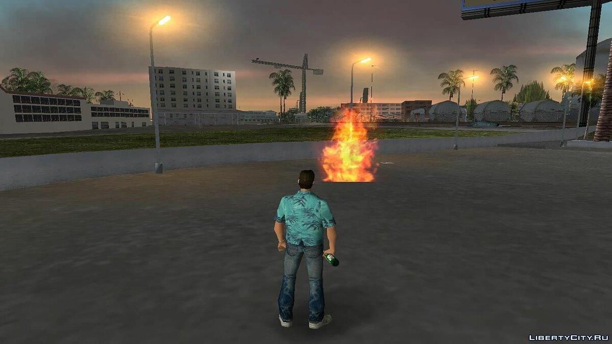 New Effects smoke для GTA Vice city 0.3 для GTA Vice City - Картинка #7