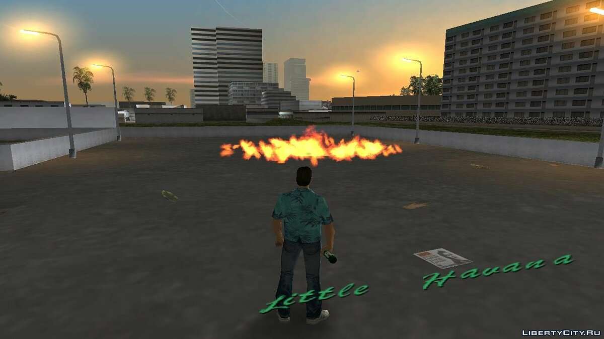 New Effects smoke для GTA Vice city 0.3 для GTA Vice City - Картинка #10