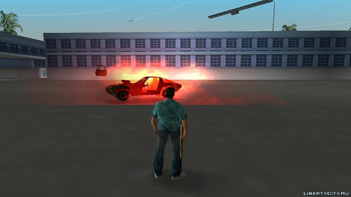 New Effects smoke для GTA Vice city 0.3 для GTA Vice City - Картинка #12