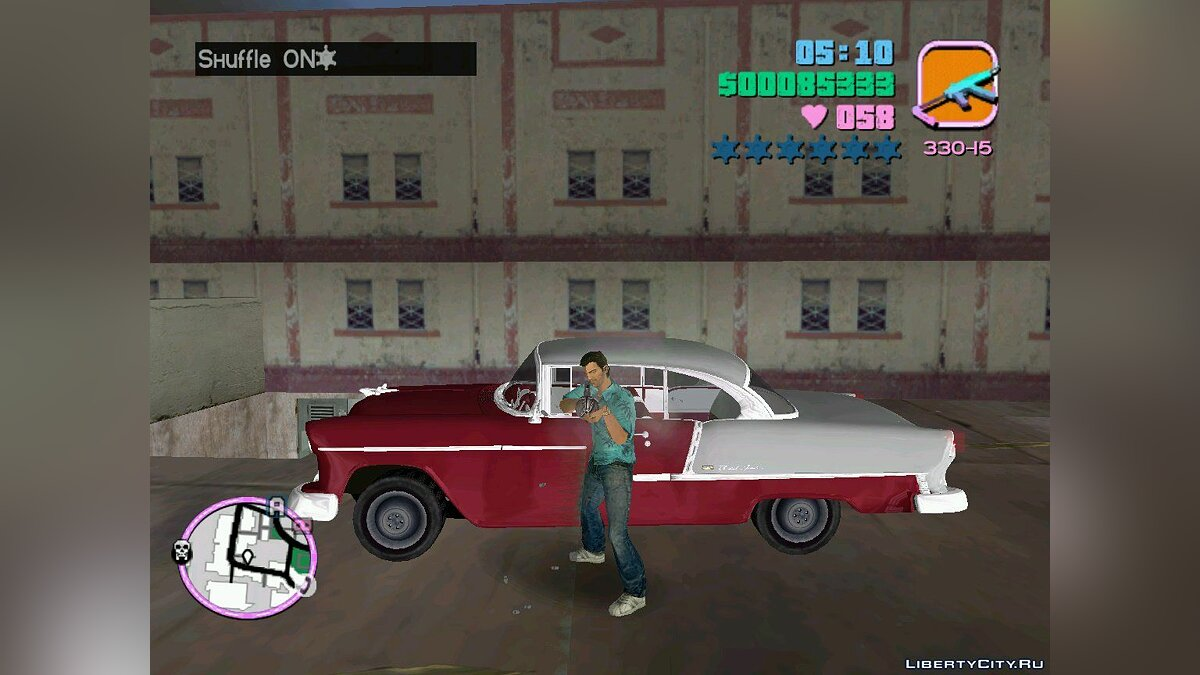 Mafia Mod для GTA Vice City