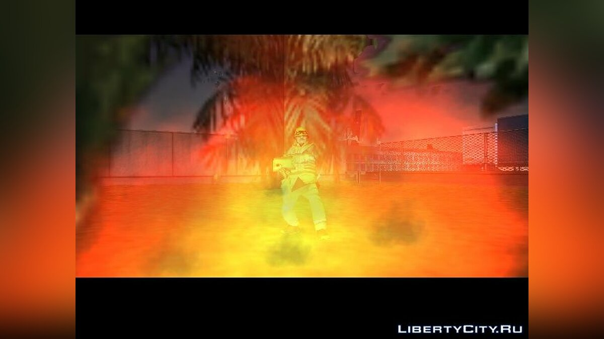 "New Mission ""STAGE05: Firestorm"" для GTA Vice City"