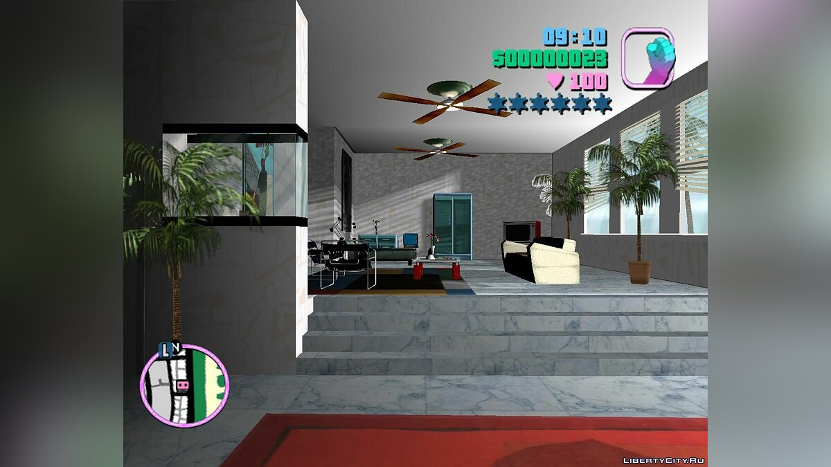 ��атч SilentPatchVC 1.1 build 2 + DDraw для GTA Vice City