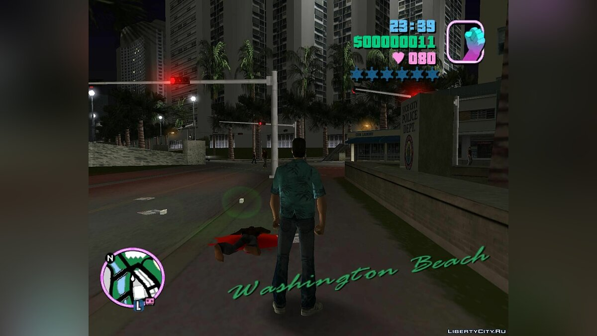 Патч SilentPatchVC 1.1 build 2 + DDraw для GTA Vice City