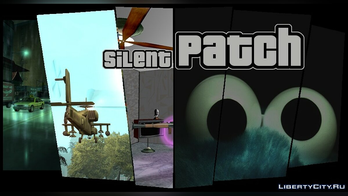 Патч SilentPatchVC (версия от 28.12.19) - The Corona Update для GTA Vice City