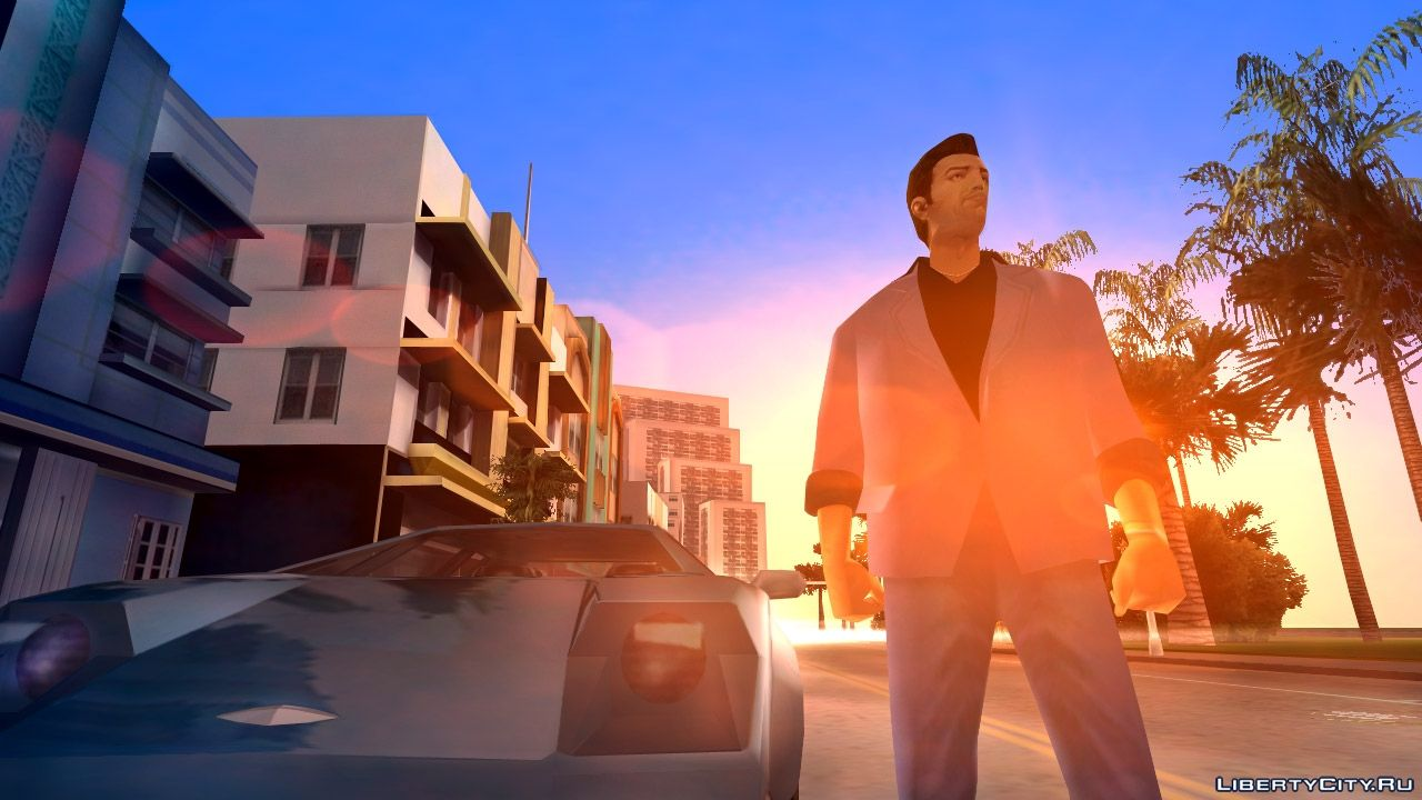Разные файлы на GTA: Vice City