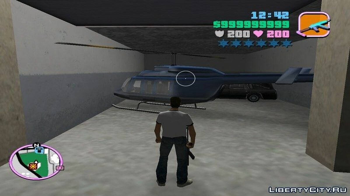 Сохранение Ultimate Vice City Save для GTA Vice City