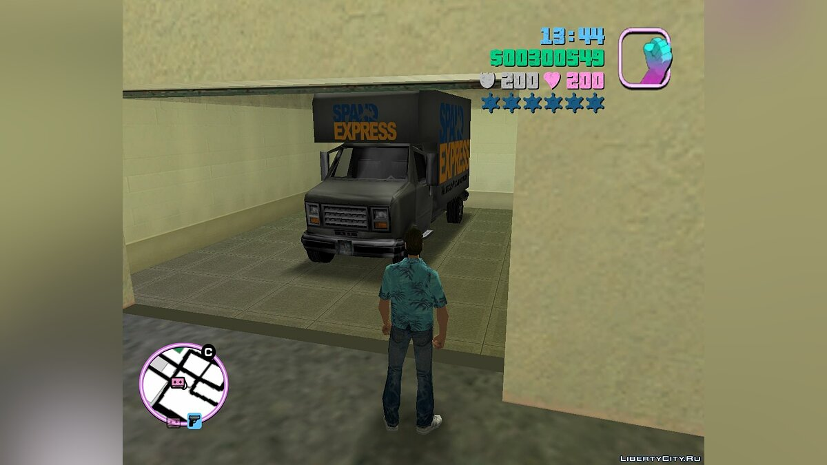 Сохранение Unique save 2015 для GTA Vice City