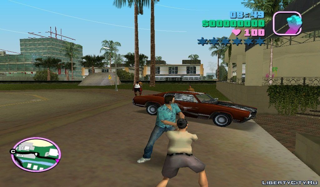 Grand Theft Auto Vice City Free Download STEAMUNLOCKED
