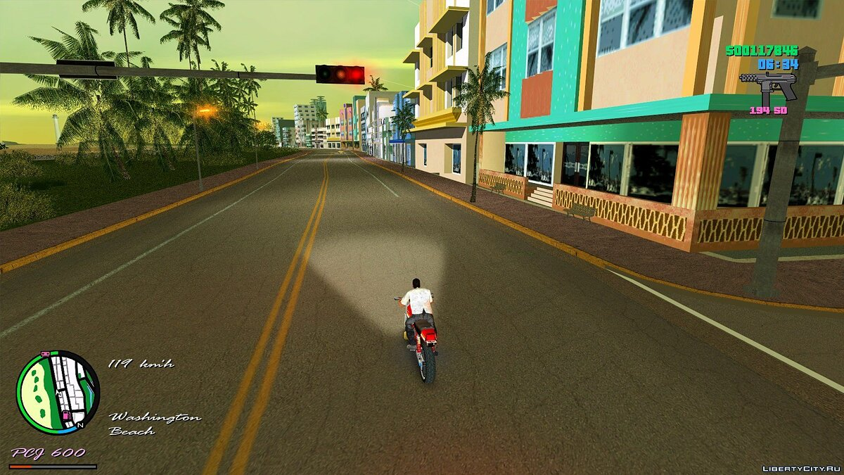 Zonetext 1.3 MVL для GTA Vice City