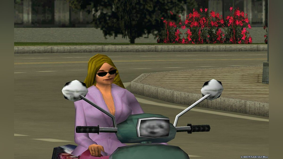 Photocamera mod для GTA Vice City