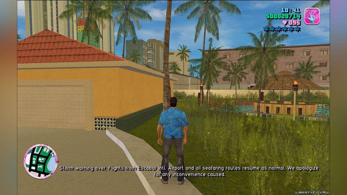 Complete Mission Loader r4 для GTA Vice City