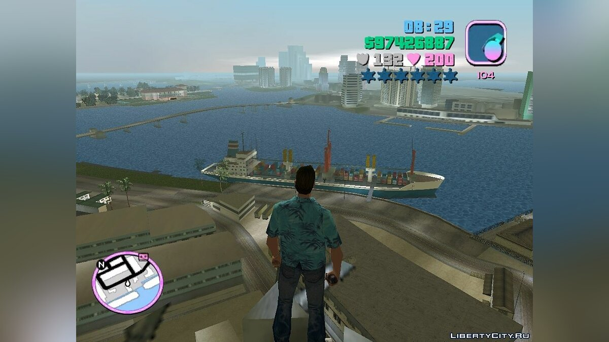 Airbreak VC для GTA Vice City - Картинка #2