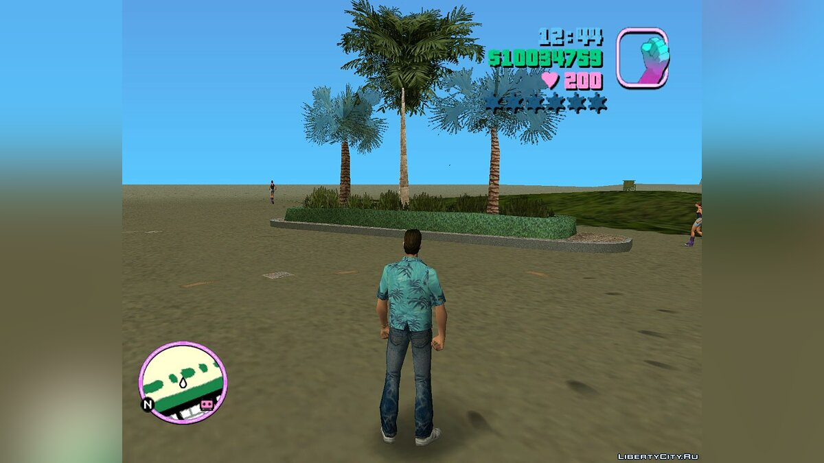 Ingame Mapper для GTA Vice City - скриншот #3