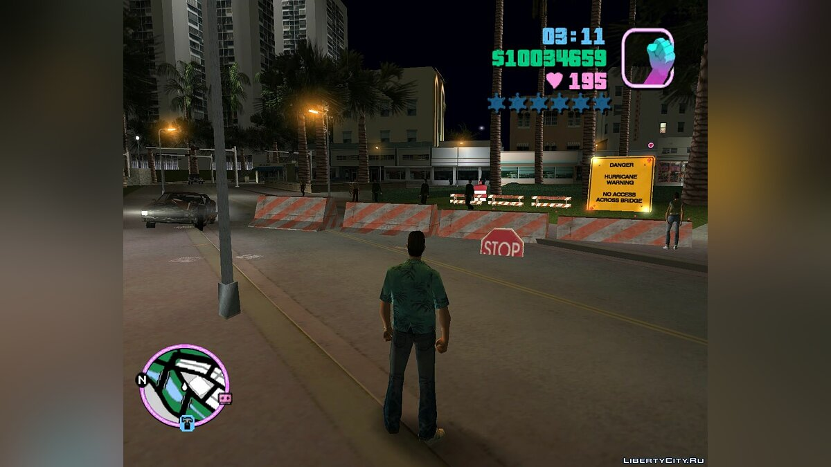 Ingame Mapper для GTA Vice City