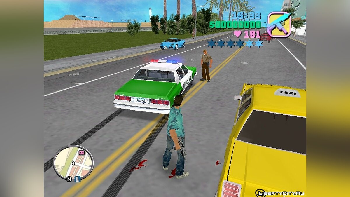 Регенерация для GTA Vice City