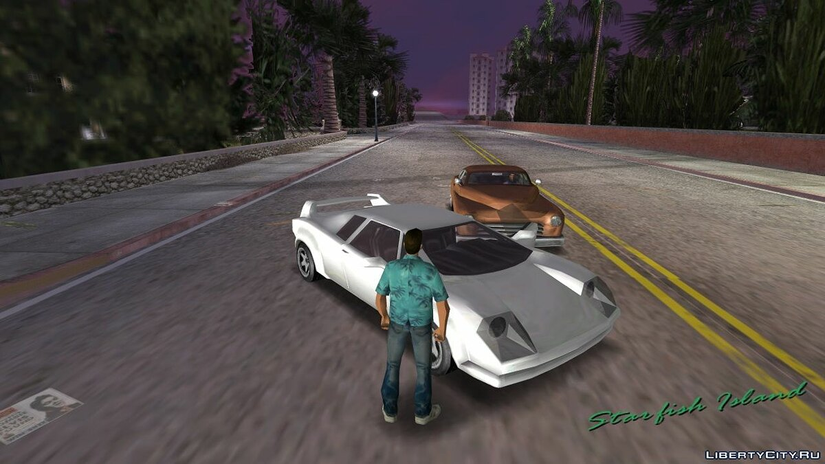 Скриптовый мод Ambient Lighting Fix для GTA Vice City