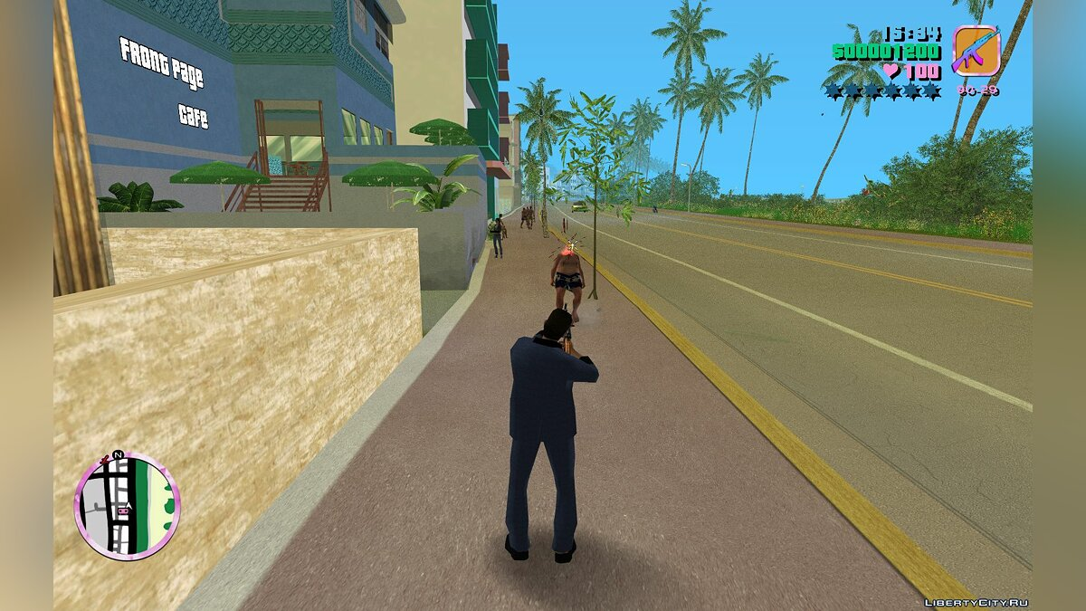 Hit Indicator для GTA Vice City - Картинка #3