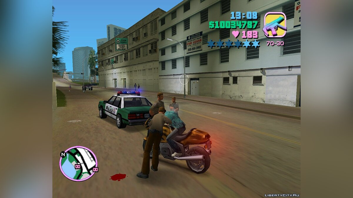 NoSteed(Not Fly) для GTA Vice City