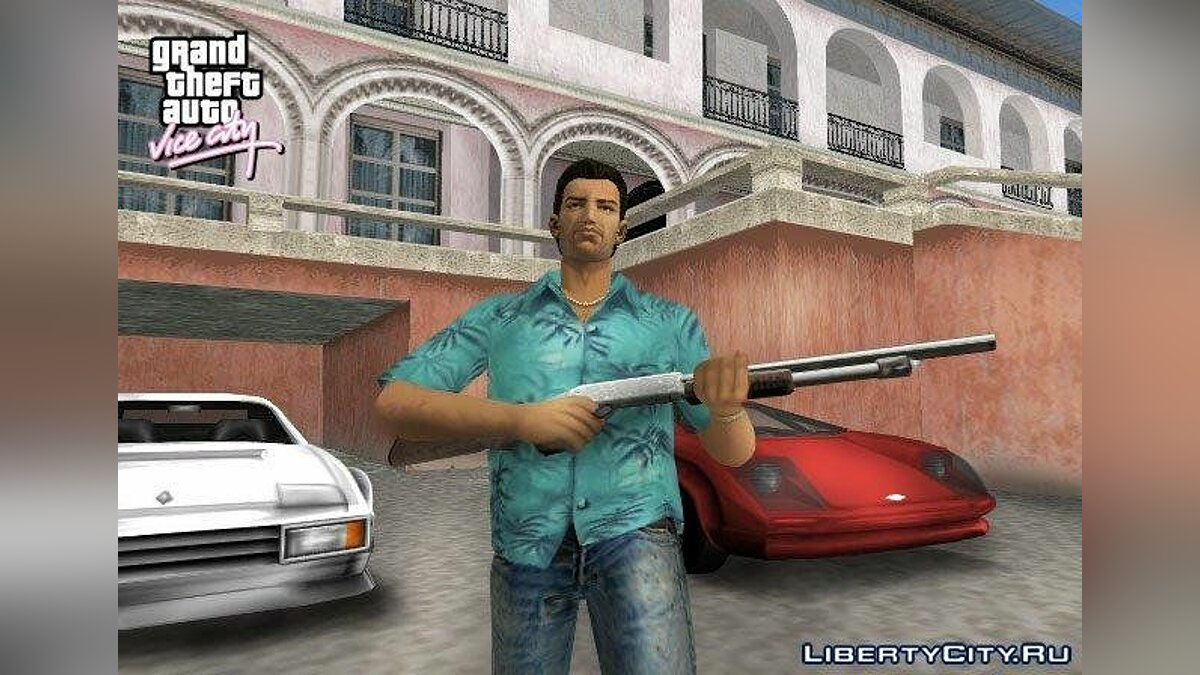 MP3 Плеер для GTA Vice City