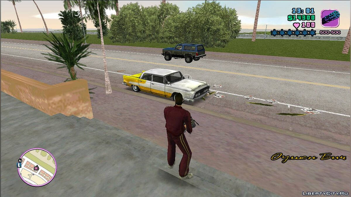 Миниган для GTA Vice City