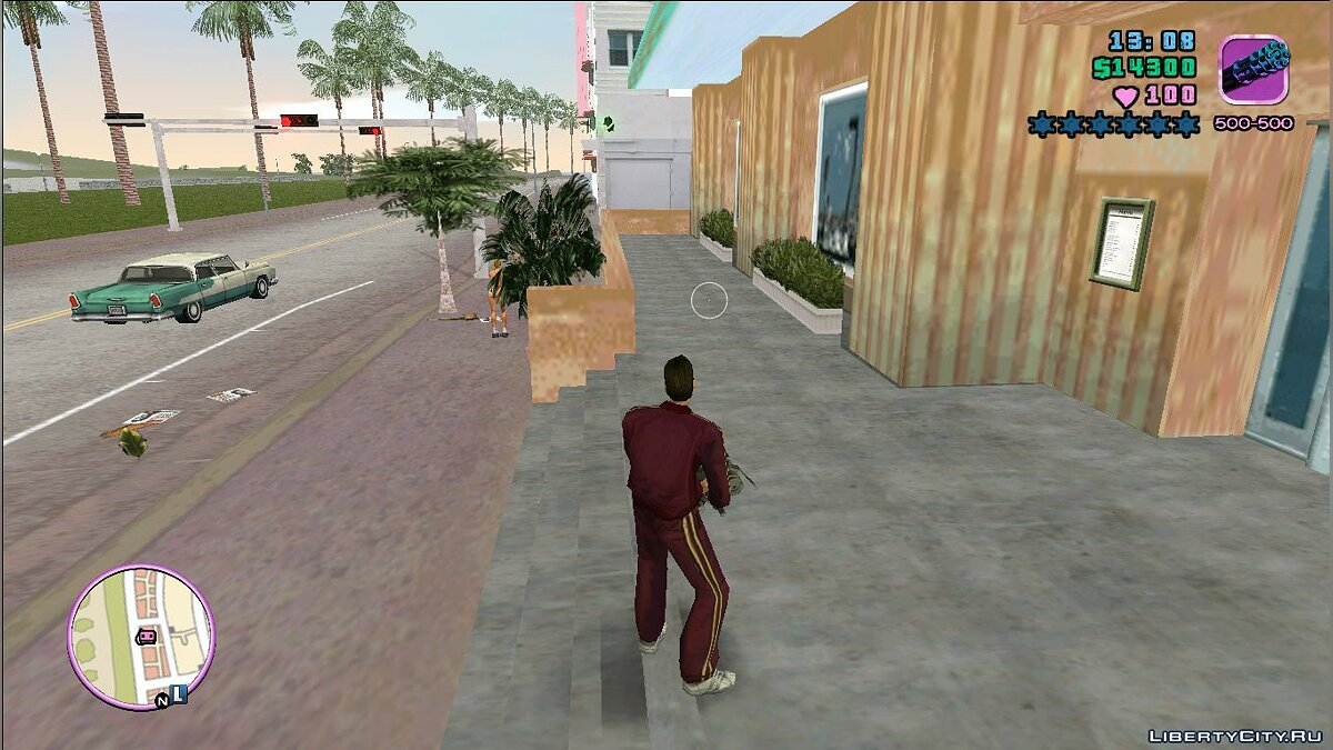 Миниган для GTA Vice City - скриншот #2