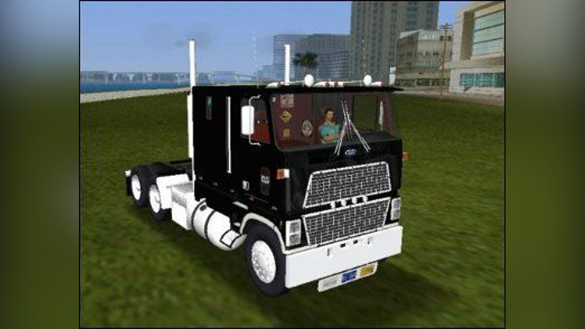 Грузовик Ford CLT 9000 '1978 для GTA Vice City