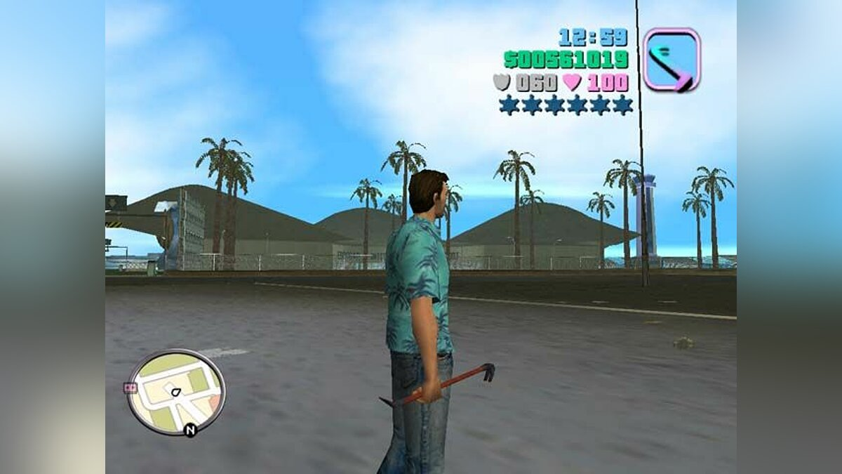 Монтировка для GTA Vice City