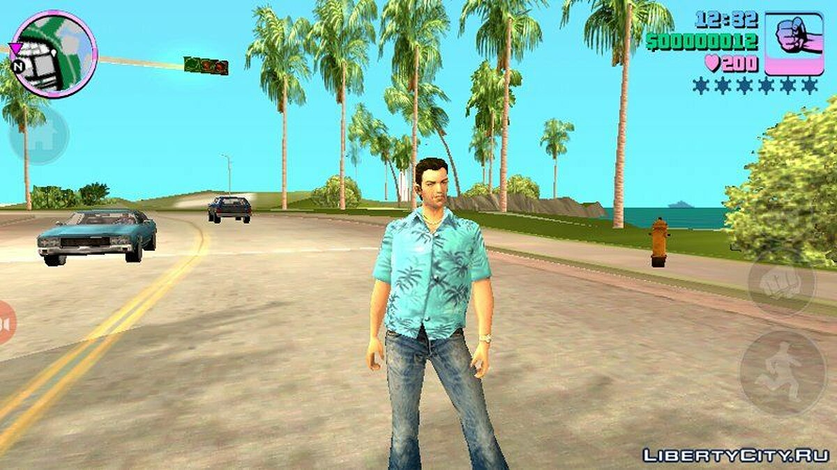 Мод Анимации из GTA 4 для GTA Vice City (iOS, Android)