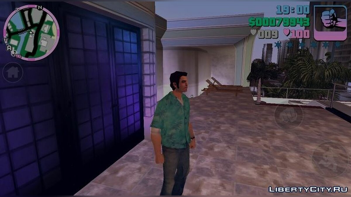 Клод Спид для GTA Vice City (iOS, Android) - Картинка #5