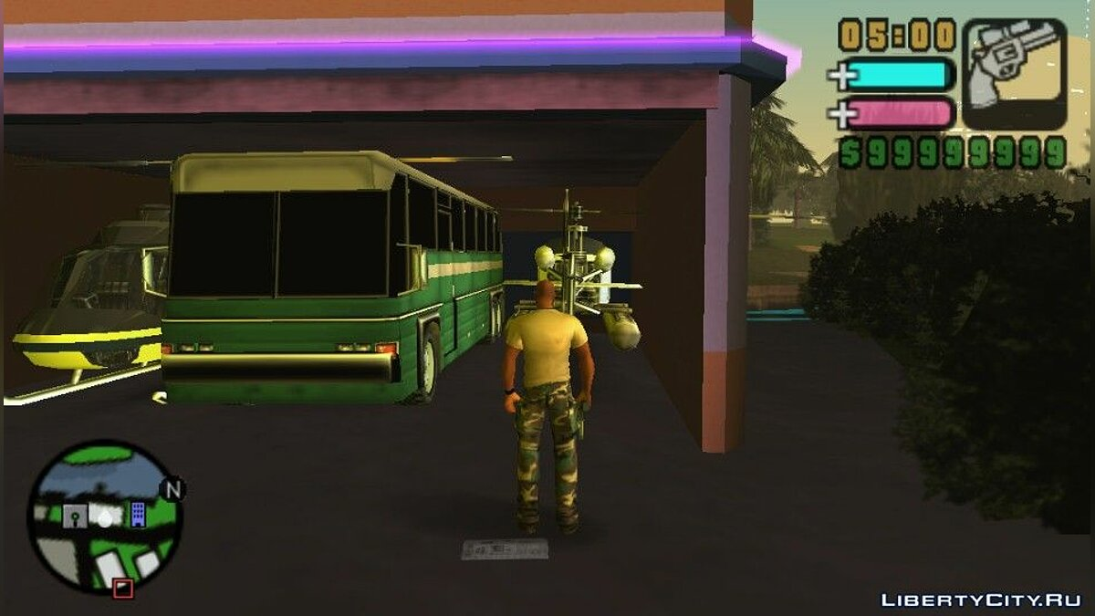 Сохранение GTA VCS Unique Vehicles (PSP) для GTA Vice City Stories
