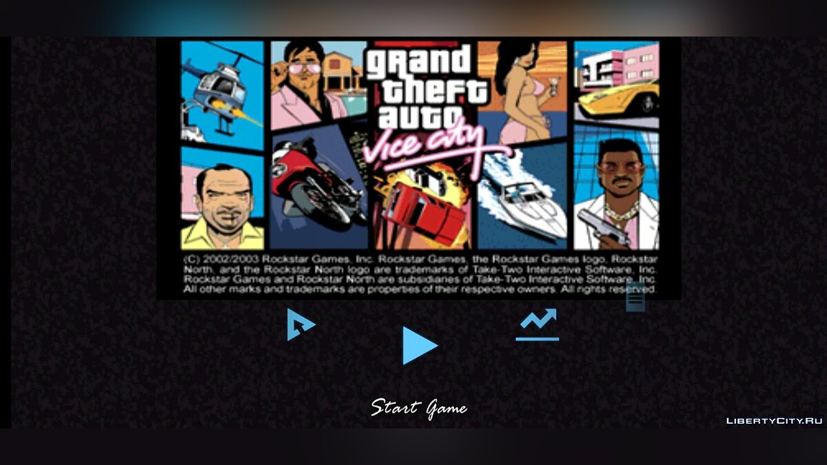 GTA VC PC Classic Android для GTA Vice City (iOS, Android) - Картинка #2