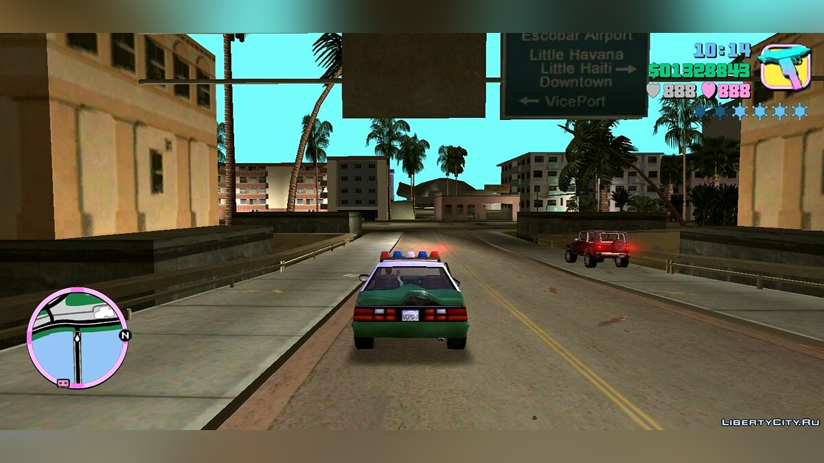 GTA VC PC Classic Android для GTA Vice City (iOS, Android) - Картинка #3