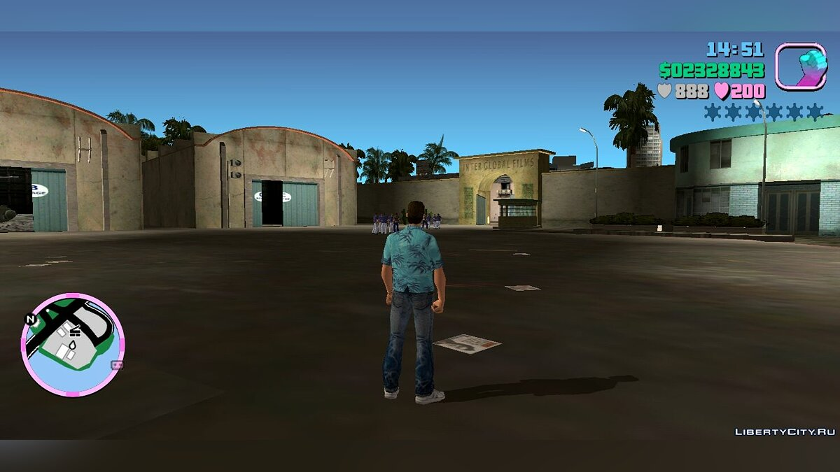 GTA VC PC Classic Android для GTA Vice City (iOS, Android) - Картинка #5