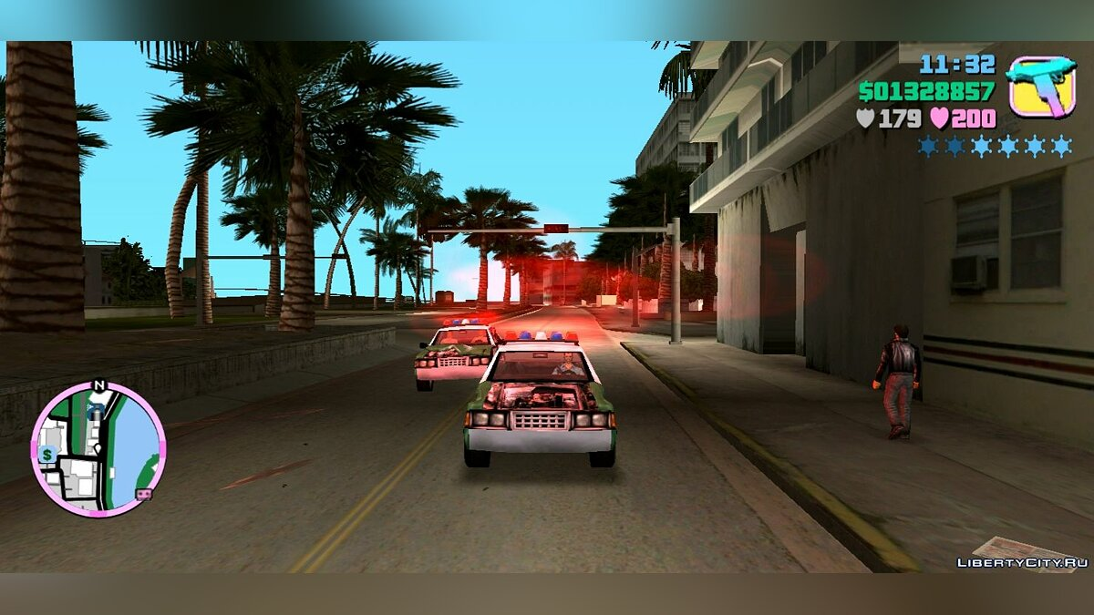 GTA VC PC Classic Android для GTA Vice City (iOS, Android) - Картинка #9