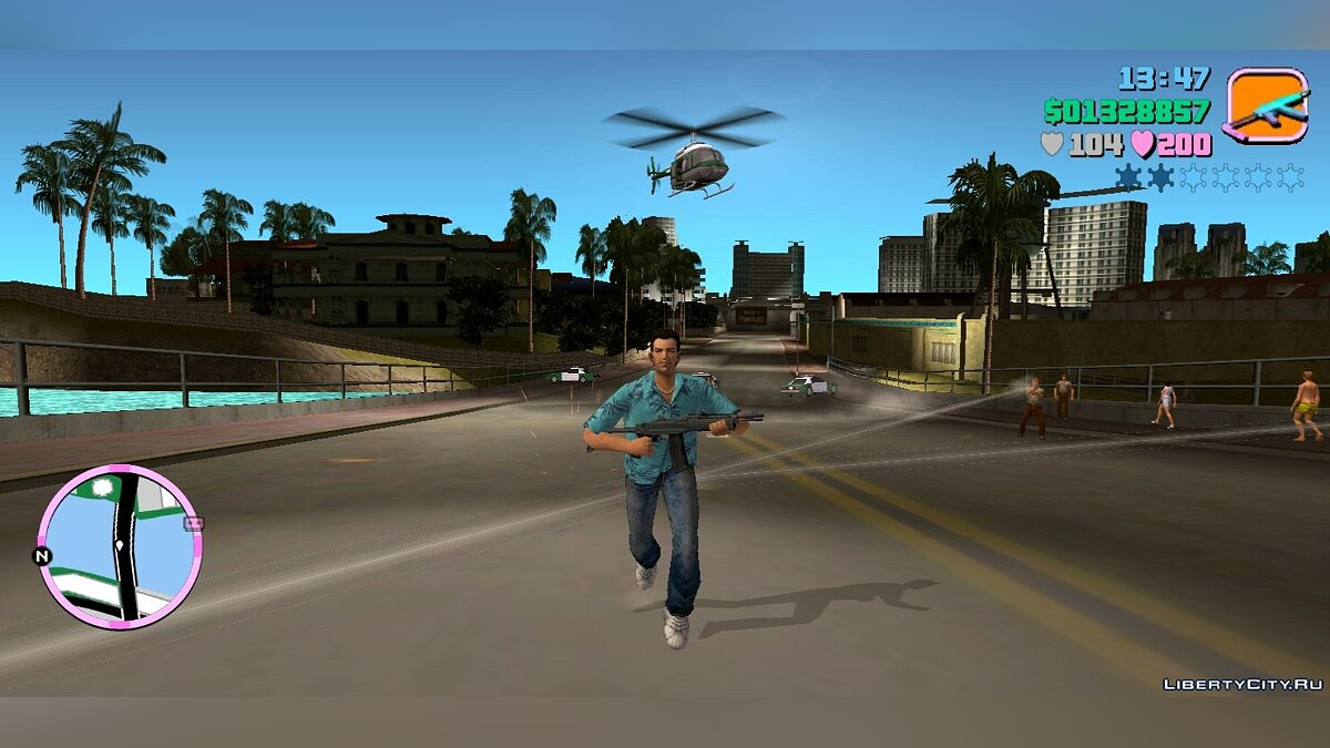 GTA VC PC Classic Android для GTA Vice City (iOS, Android) - Картинка #11