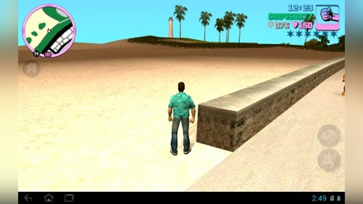 HQ Textures Pack lite version для GTA Vice City (iOS, Android) - Картинка #6