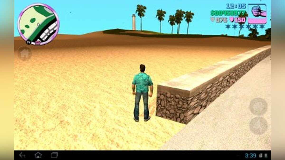 Большой мод HQ Textures Pack lite version для GTA Vice City (iOS, Android)