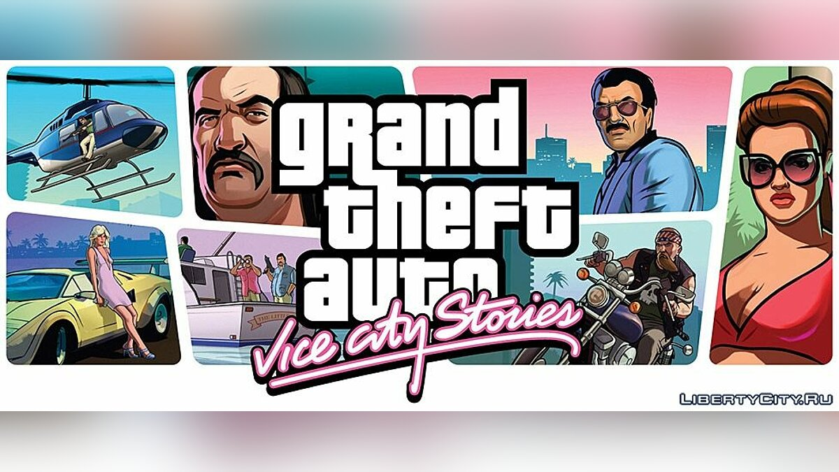 Большой мод GTA Vice City Stories Radio for GTA Vice City для GTA Vice City (iOS, Android)