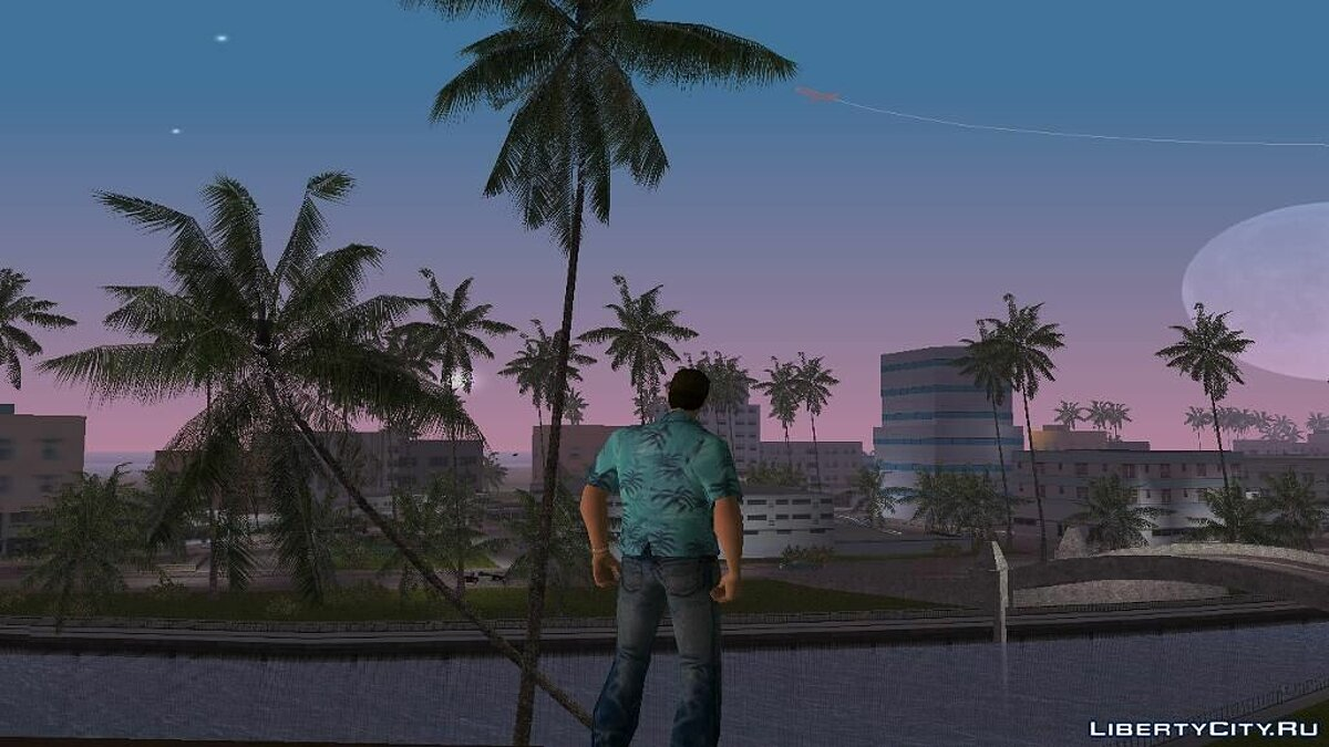 Sky Gradients для GTA Vice City