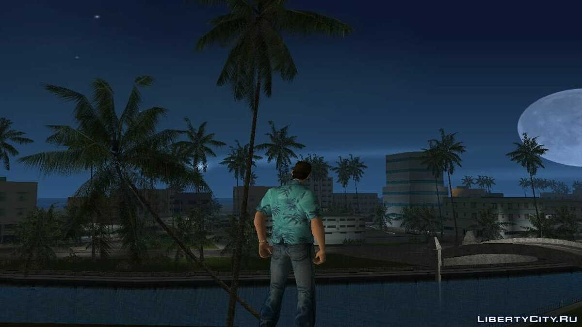 Sky Gradients для GTA Vice City - скриншот #3