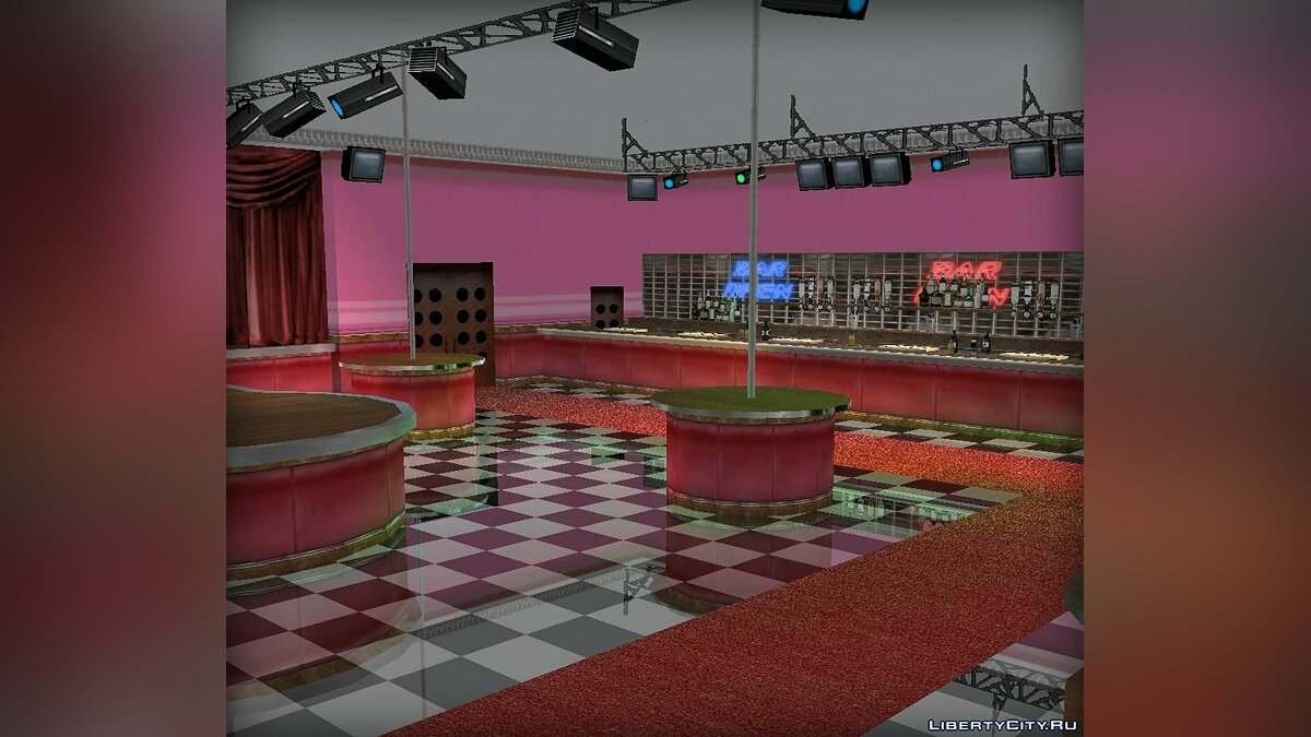 New Pole Position Club для GTA Vice City