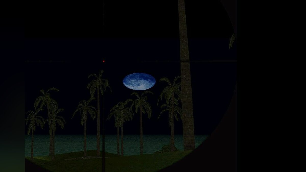 New moon для GTA Vice City
