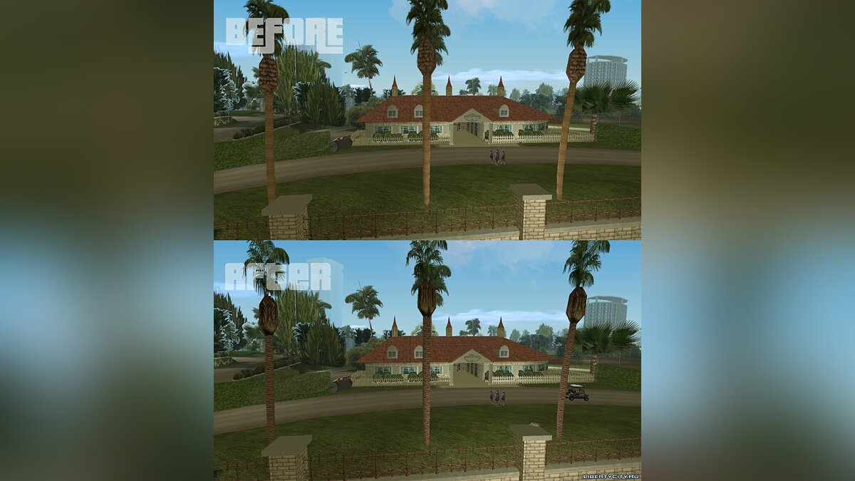 Vice City ReTexture Project 1.5 для GTA Vice City - Картинка #5