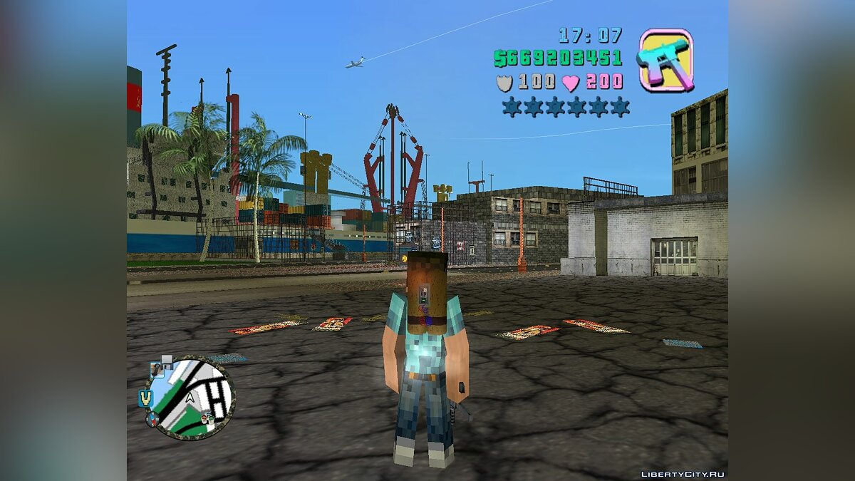 Port Docks Updated Textures для GTA Vice City - Картинка #3